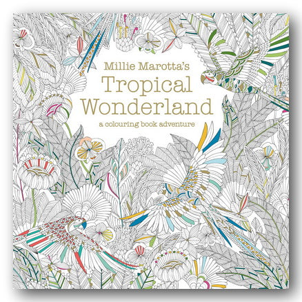 Millie Morotta's Tropical Wonderland (2nd Hand Softback) | Campsie Books