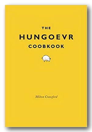 Milton Crawford - The Hungover Cookbook (2nd Hand Hardback) | Campsie Books