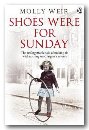 Molly Weir - Shoes Were For Sunday | Campsie Books