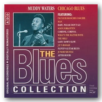 Muddy Waters - Chicago Blues | Campsie Books