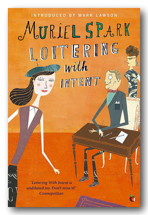 Muriel Spark - Loitering With Intent (2nd Hand Paperback) | Campsie Books