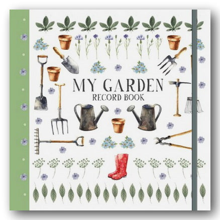 My Garden Record Book (New Hardback) | Campsie Books