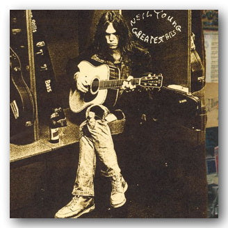 Neil Young - Greatest Hits (2nd Hand CD)