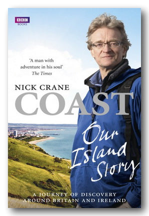 Nick Crane - Coast (Our Island Story) (2nd Hand Paperback) | Campsie Books