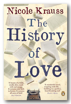 Nicole Krauss - The History of Love (2nd Hand Paperback)