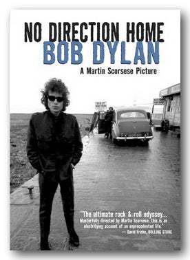 No Direction Home - Bob Dylan (2nd Hand Double Disc DVD) | Campsie Books
