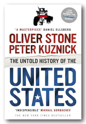 Oliver Stone & Peter Kuznick - The Untold History of The United States (2nd Hand Paperback) | Campsie Books