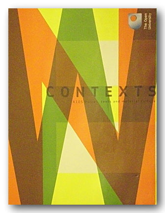 Open University Textbook - Module 105 - Contexts (2nd Hand Softback) | Campsie Books