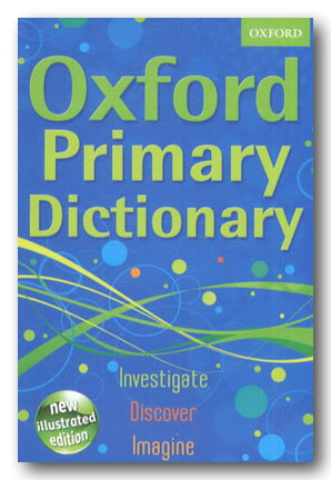 Oxford Primary Dictionary (Illustrated) (2nd Hand Hardback) | Campsie Books