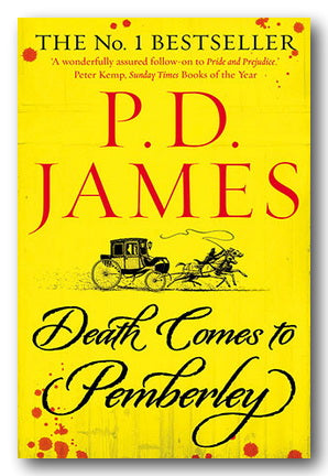 P.D. James - Death Comes To Pemberley (2nd Hand Paperback) | Campsie Books