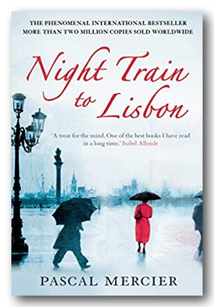 Pascal Mercier - Night Train To Lisbon (2nd Hand Paperback) | Campsie Books