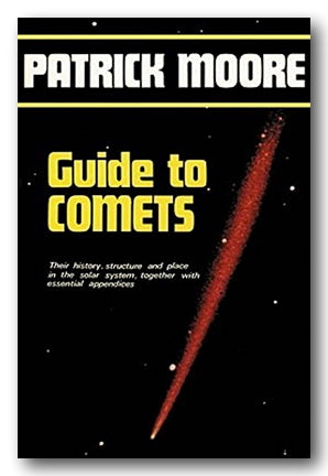 Patrick Moore - Guide To Comets (2nd Hand Hardback) | Campsie Books