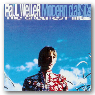 Paul Weller - Modern Classics (2nd Hand CD) | Campsie Books