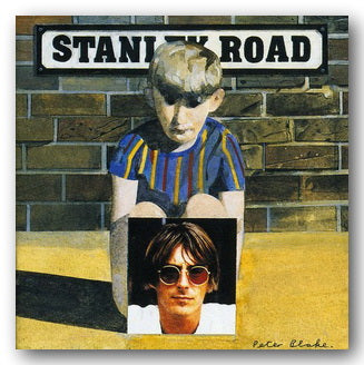 Paul Weller - Stanley Road | Campsie Books
