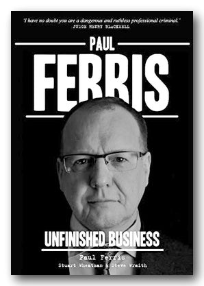 Paul Ferris - Unfinished Business (2nd Hand Paperback) | Campsie Books