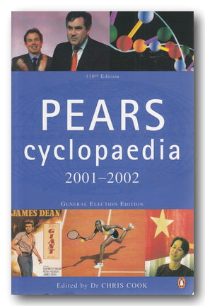Pears Cyclopedia 2001-2002 (2nd Hand Hardback) | Campsie Books