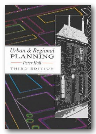 Peter Hall - Urban & Regional Planning (2nd Hand Paperback) | Campsie Books