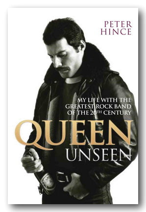 Peter Hince - Queen Unseen (2nd Hand Paperback) | Campsie Books