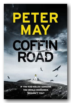 Peter May - Coffin Road (2nd Hand Paperback) | Campsie Books