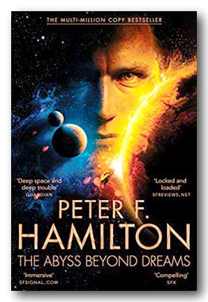 Peter F. Hamilton - The Abyss Beyond Dreams (2nd Hand Paperback) | Campsie Books