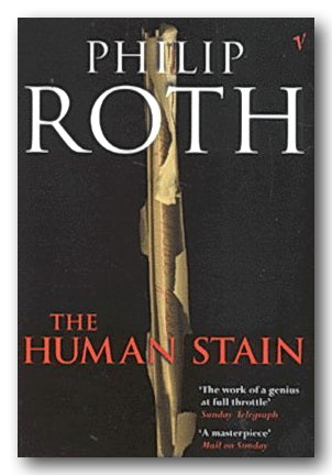 Philip Roth - The Human Stain (2nd Hand Paperback) | Campsie Books