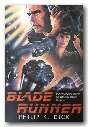 Philip K. Dick - Blade Runner (Do Androids Dream of Electric Sleep?) (2nd Hand Paperback) | Campsie Books