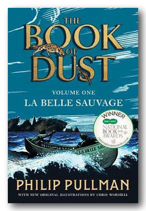 Philip Pullman - The Book of Dust (Vol 1 La Belle Sauvage) (2nd Hand Paperback) | Campsie Books