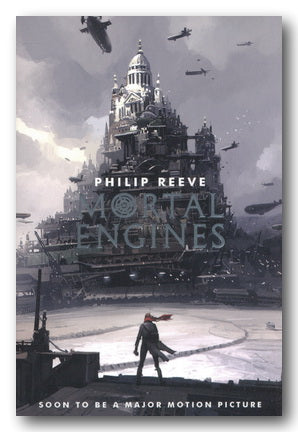 Philip Reeve - Mortal Engines (2nd Hand Paperback) | Campsie Books