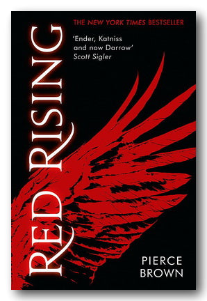 Pierce Brown - Red Rising (2nd Hand Paperback) | Campsie Books