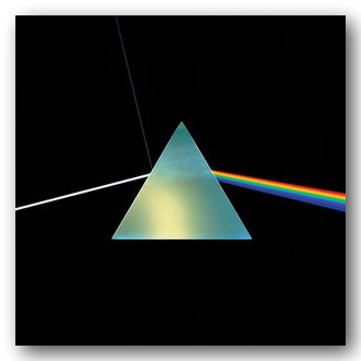 Pink Floyd - The Dark Side of The Moon (2nd Hand CD) | Campsie Books