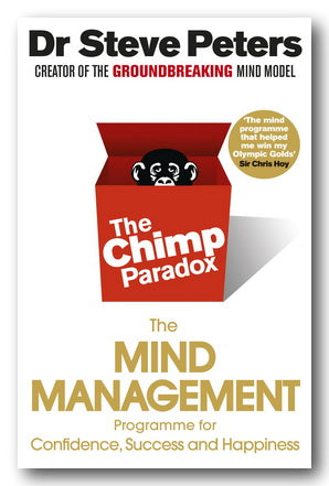 Prof. Steve Peters - The Chimp Paradox | Campsie Books