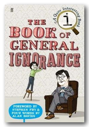 The QI Book of General Ignorance (2nd Hand Hardback)