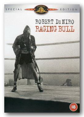Raging Bull (2nd Hand Double Disc DVD) | Campsie Books