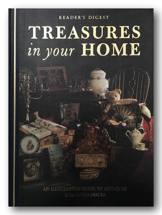 Readers Digest - Treasures in your Home (2nd Hand Hardback) | Campsie Books