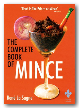 Rene La Sagne - The Complete Book of Mince (2nd Hand Hardback) | Campsie Books