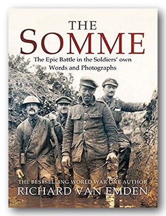 Richard Van-Emden - The Somme (2nd Hand Paperback) | Campsie Books
