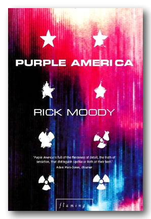 Rick Moody - Purple America (2nd Hand Paperback) | Campsie Books