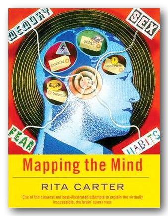 Rita Carter - Mapping The Mind (2nd Hand Paperback) | Campsie Books