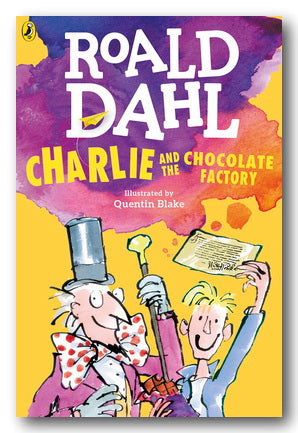 Roald Dahl - Charlie & The Chocolate Factory (New Paperback) | Campsie Books