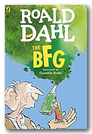 Roald Dahl - The BFG (New Paperback) | Campsie Books