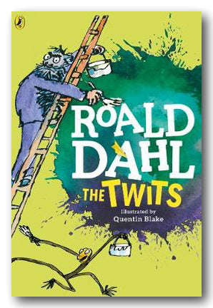 Roald Dahl - The Twits (2nd Hand Paperback) | Campsie Books