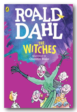 Roald Dahl - The Witches (2nd Hand Paperback) | Campsie Books