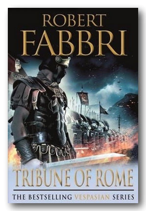 Robert Fabbri - Tribune of Rome (Vespasian #1)