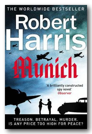 Robert Harris - Munich (Choice of 2 options) | Campsie Books