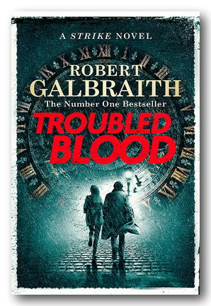 Robert Galbraith - Troubled Blood (2nd Hand Hardback) | Campsie Books