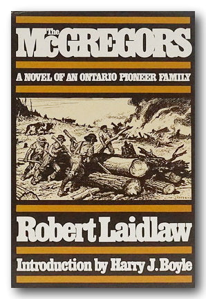 Robert Laidlaw - The McGregors (2nd Hand Hardback) | Campsie Books