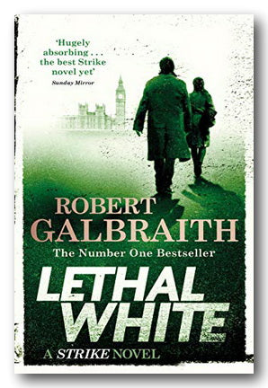 Robert Galbraith - Lethal White (2nd Hand Paperback) | Campsie Books