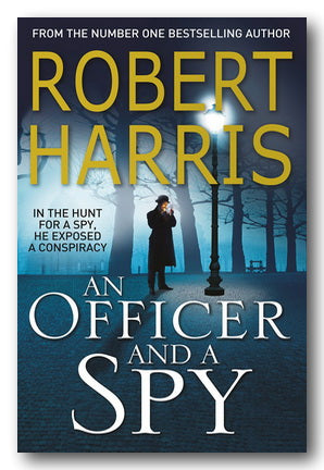 Robert Harris - An Officer & A Spy (2nd Hand Paperback) | Campsie Books