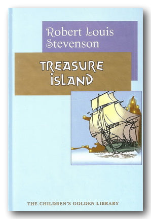 Robert Louis Stevenson - Treasure Island (2nd Hand Hardback)