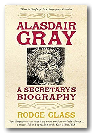 Rodge Glass - Alisdair Gray | Campsie Books